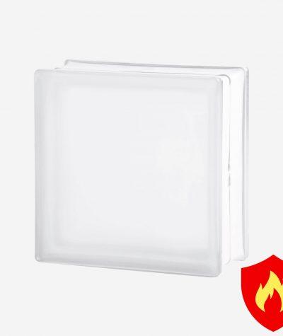 EI30 1919/10 30F Clearview matowy ognioodporny pustak szklany luksfer